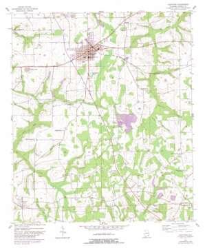 Hartford topo map