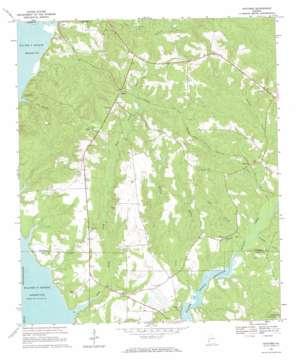 Hatcher topo map