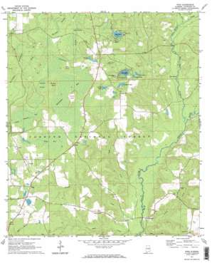 Wing topo map