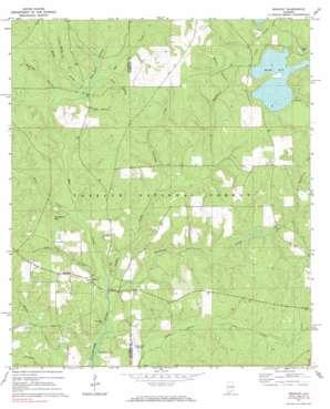 Bradley topo map
