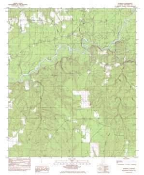 Roberts topo map