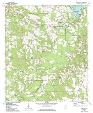 River Falls topo map