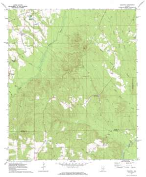 Industry topo map