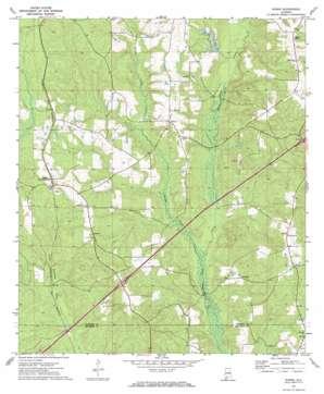 Range topo map