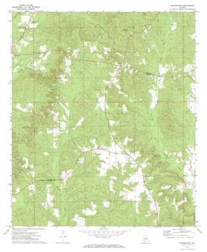 Skinnerton topo map