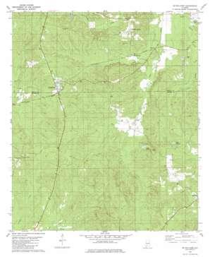 Mcwilliams topo map