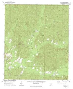 Mcentyre topo map