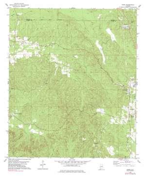 Bashi topo map
