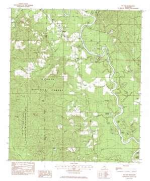 Mclain topo map