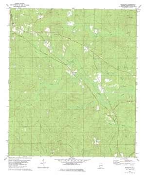 Seaboard topo map