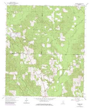 Rhodes topo map