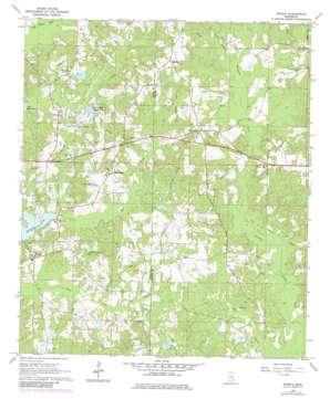 Myrick USGS topographic map 31088f8
