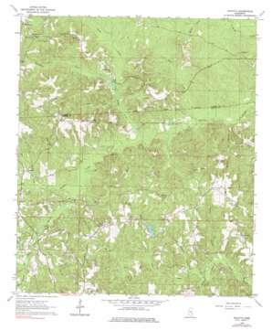 Eucutta topo map