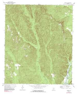 Ararat USGS topographic map 31088h2