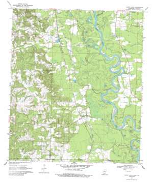 Sandy Hook USGS topographic map 31089a7