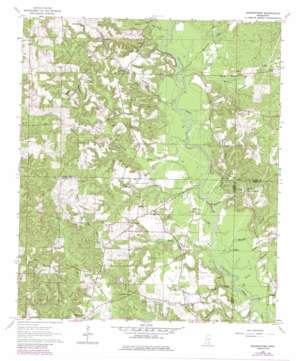 Barrontown USGS topographic map 31089d2
