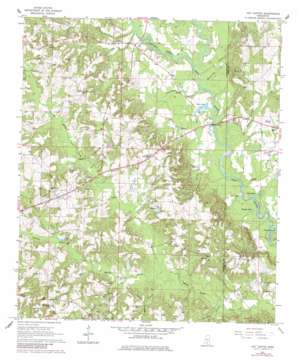 Hot Coffee USGS topographic map 31089f4