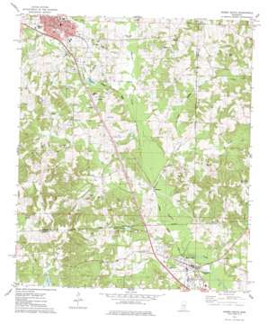 Magee South USGS topographic map 31089g6