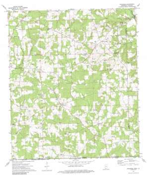 Progress topo map