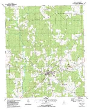 Liberty USGS topographic map 31090b7