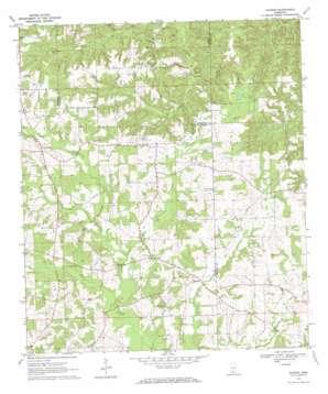Darbun USGS topographic map 31090c1