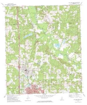 McComb North USGS topographic map 31090c4