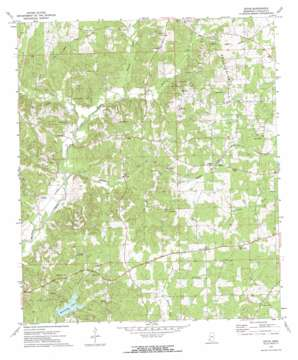 Zetus USGS topographic map 31090e5