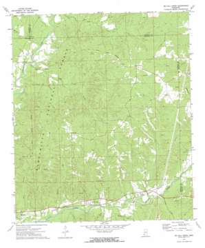 McCall Creek USGS topographic map 31090e6