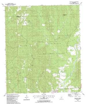 Eddiceton USGS topographic map 31090e7