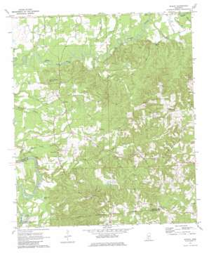 Schley topo map