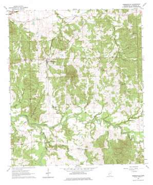 Hermanville USGS topographic map 31090h7