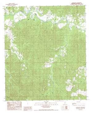 Laneheart USGS topographic map 31091b3