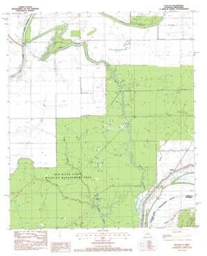 Slocum USGS topographic map 31091c6