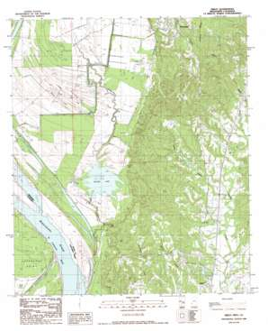Sibley USGS topographic map 31091d4