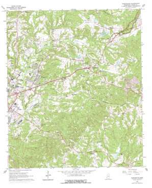 Washington USGS topographic map 31091e3