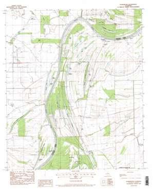 Dunbarton topo map