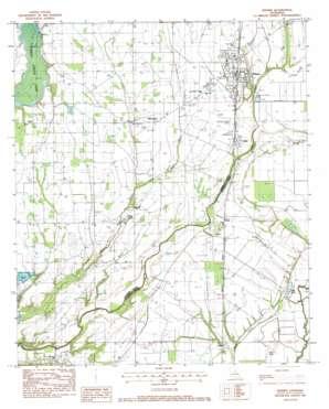 Wisner USGS topographic map 31091h6