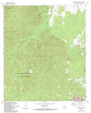 Woodworth West USGS topographic map 31092b5