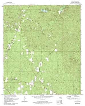 Elmer topo map
