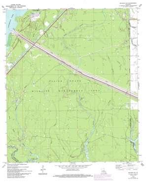 Buckeye Ne topo map