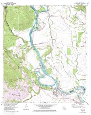 Boyce USGS topographic map 31092d6