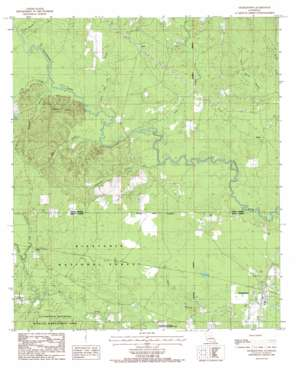 Georgetown USGS topographic map 31092g4