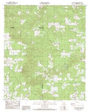 Hollis Creek USGS topographic map 31093g4
