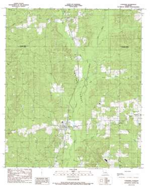 Converse USGS topographic map 31093g6