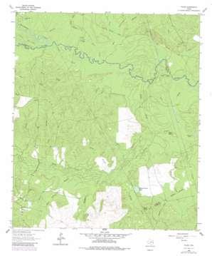 Pluck topo map
