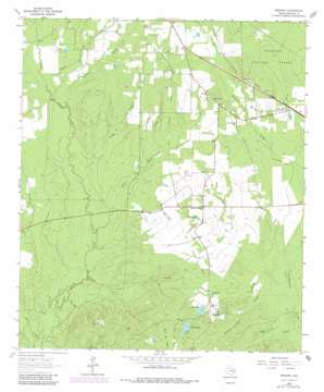 Manning USGS topographic map 31094b5