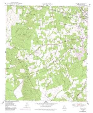Keltys topo map