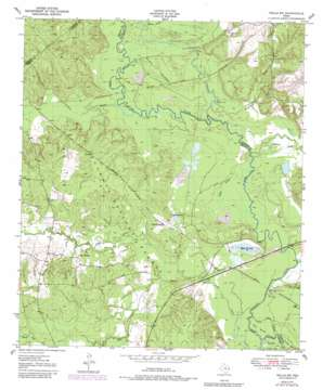 Wells Sw topo map