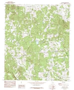 Caledonia USGS topographic map 31094h5