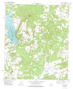 New Salem USGS topographic map 31094h8